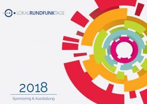 Lokalrundfunktage 2018 - Sponsoring und Ausstellung - Preise