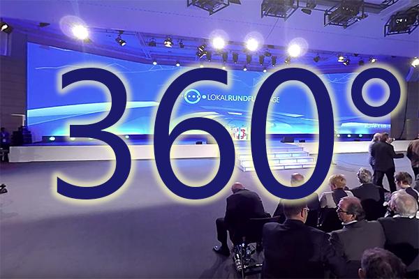 Beitragsbild 360 Grad Eröffnung